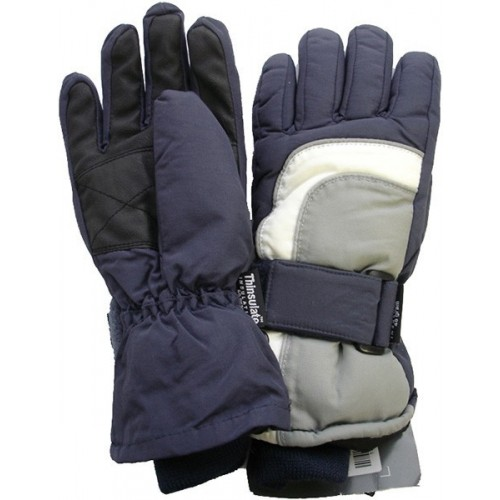 GUANTES THINSULATE (AZUL)